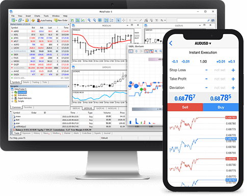 Feature-Rich  MetaTrader 5